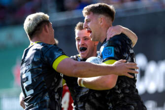 Coombes And Cloete Shine As Munster Storm Past Scarlets