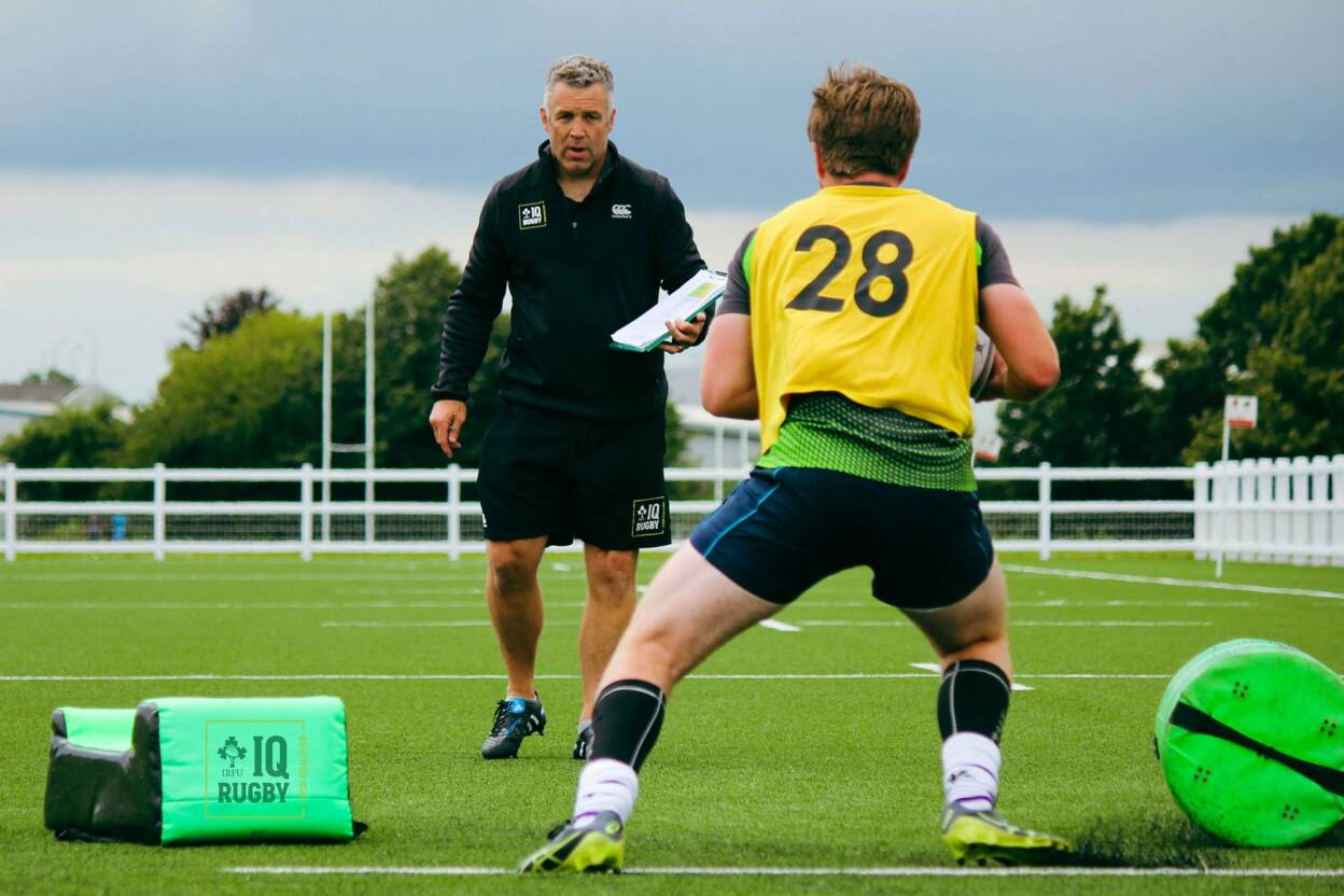 IQ Rugby October Half Term Development Camps in the UK