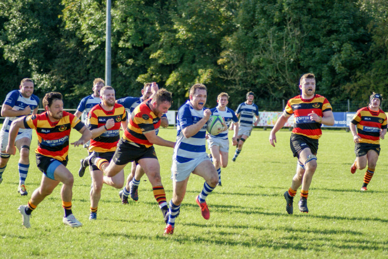 Energia Men's All-Ireland League: Division 2B Round 2 Review