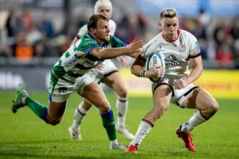 Ulster To Field Unchanged Team Against Lions