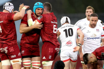 Beirne Returns For Munster's Clash With Connacht