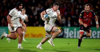 Addison Injury Mars Ulster's Fourth Straight Bonus Point Win