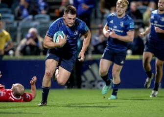 Sheehan Brace Wraps Up Runaway Leinster Victory