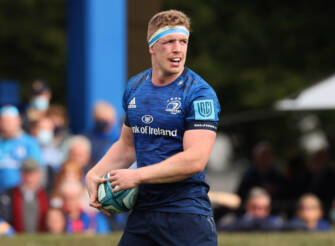 Leinster Make Six Changes For Glasgow Match