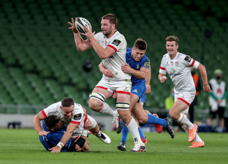 Henderson Back To Captain Ulster Against Connacht