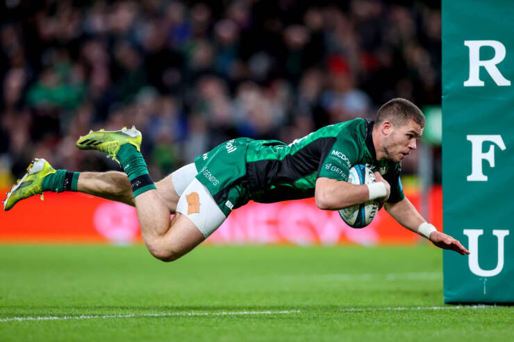 Connacht Take Derby Spoils With Thrilling Five-Try Display