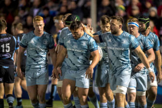 Leinster Close Off First Block With Fifth Straight Win